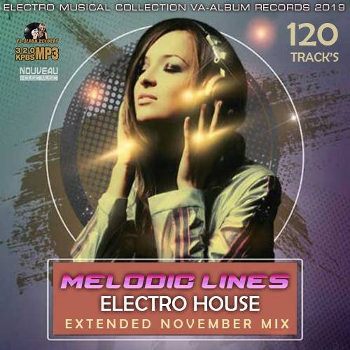 Melodic Line Electro House (2019)