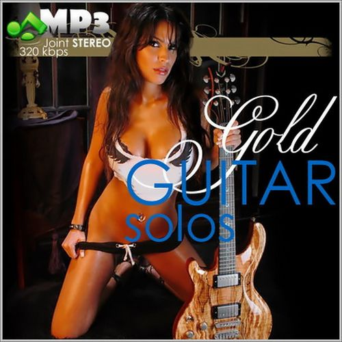Gold Guitar Solos (2013)