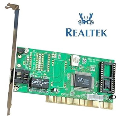 Realtek Ethernet Drivers 10.025 W10 + 8.062 W8.x + 7.116 W7 + 106.35 Vista + 5.836 XP