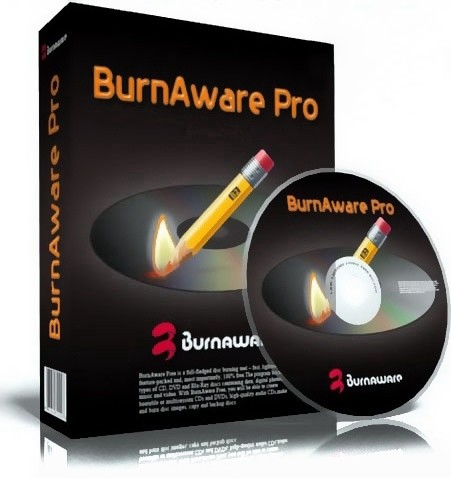 BurnAware Professional 9.1 Final RePack
