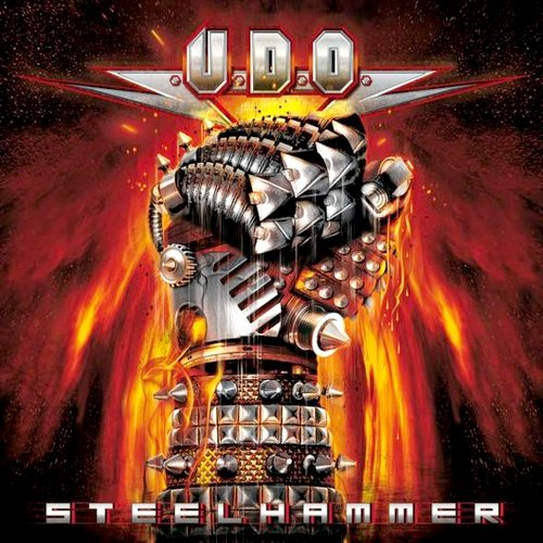 U.D.O. Steelhammer Japanese Edition & Limited Edition (2013)
