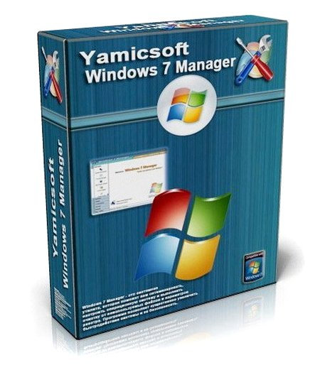 Windows 7 Manager 5.2.0.1 RePack