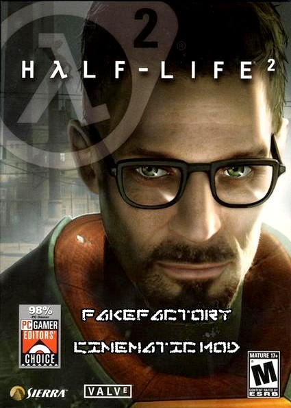 Half-Life 2 - FakeFactory Cinematic Mod 13 Alpha 16 (2004-2013/RUS/ENG/RePack)