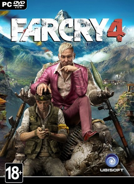 Far Cry 4 (2014/RePack)