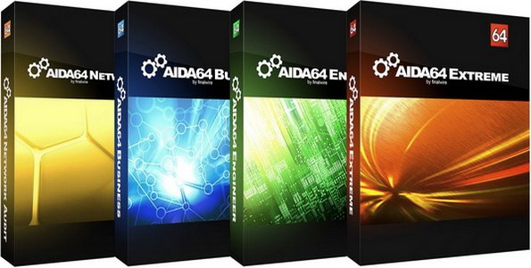AIDA64 Extreme | Engineer | Business | Network Audit Edition 6.25.5400 RePack