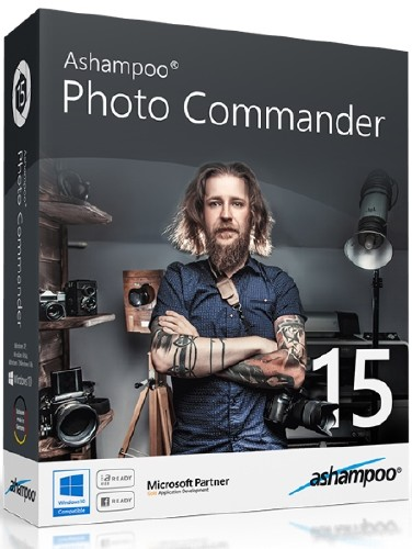 Ashampoo Photo Commander 15.0.3