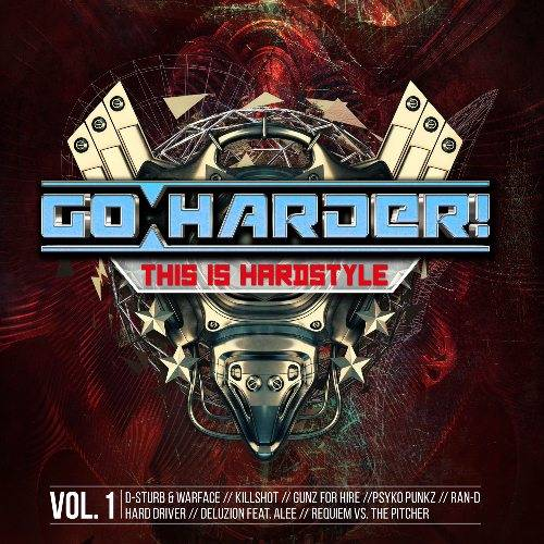 Go Harder: This Is Hardstyle (2018)