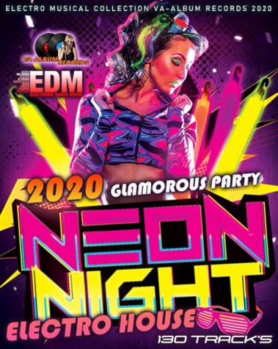 Neon Night: Glamour House Party (2020)