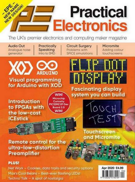 Practical Electronics №4 (April 2020)