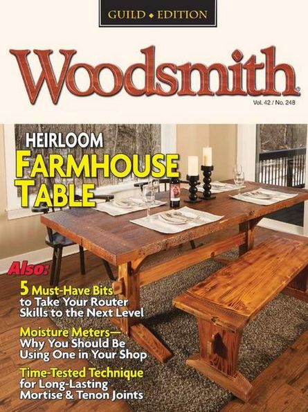 Woodsmith №248 (April-May 2020)