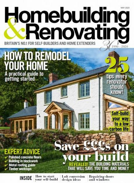 Homebuilding & Renovating №5 (May 2020)
