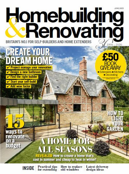 Homebuilding & Renovating №6 (June 2020)