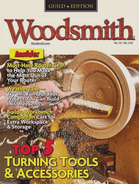 Woodsmith №249 (June-July 2020)