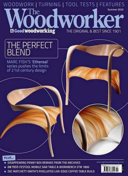 The Woodworker & Good Woodworking №7 (Summer 2020)