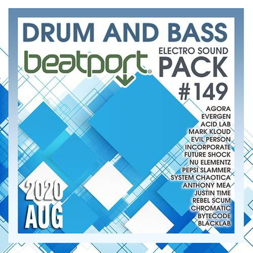 Beatport Drum And Bass: Electro Sound Pack #149 (2020)