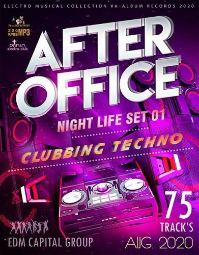 After Office: Clubbing Techno Set (2020)