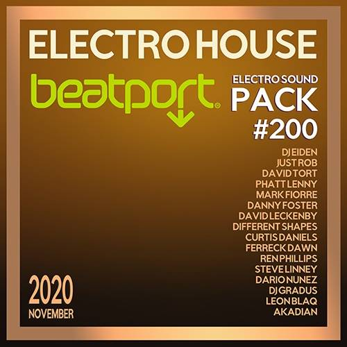 Beatport Electro House: Sound Pack #200 (2020)