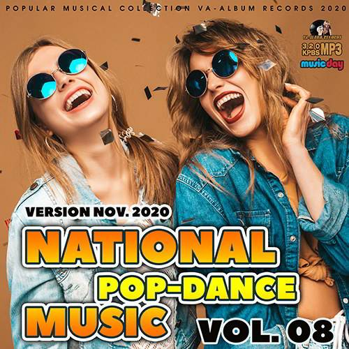 National Pop Dance Music Vol.08 (2020)