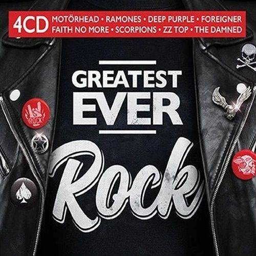 Greatest Ever Rock (4CD) (2020)