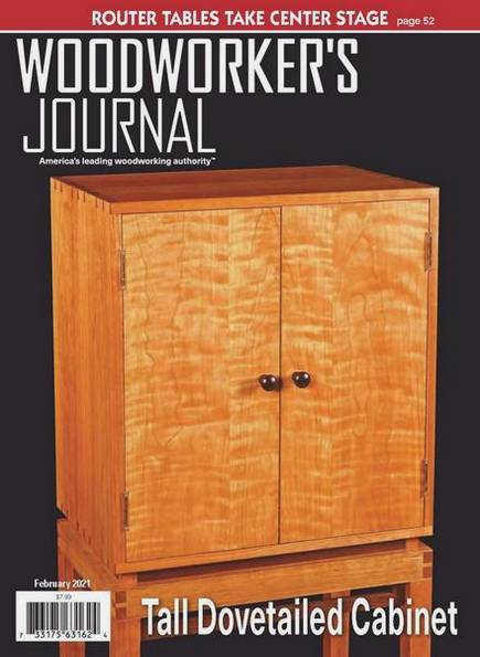 Woodworker's Journal №1 (February 2021)
