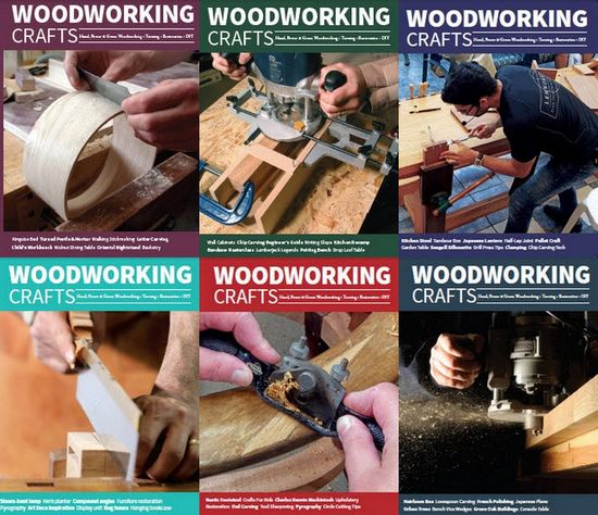 Woodworking Crafts. Архив 2020