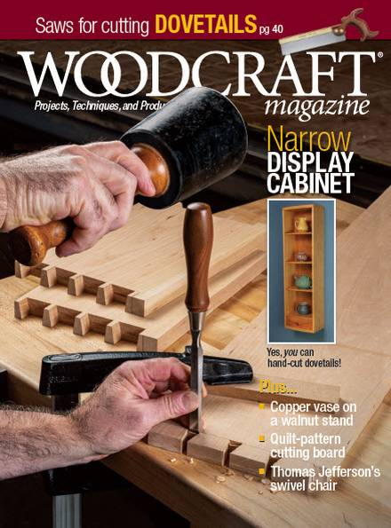Woodcraft Magazine №99 (February-March 2021)