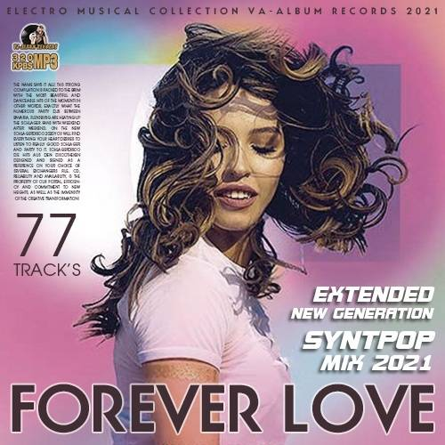 Forever Love: Syntpop Mix (2021)