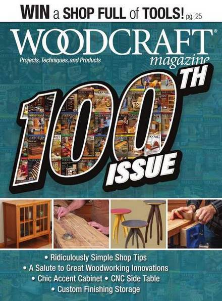 Woodcraft №100 (April-May 2021)