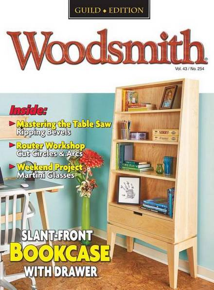 Woodsmith №254 (April-May 2021)