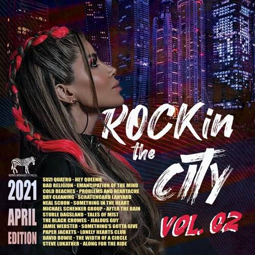 Rock In The City Vol. 02 (2021)