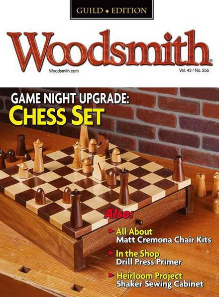 Woodsmith №255 (June-July 2021)